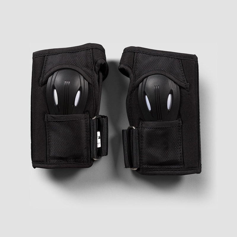 REKD Pro Wrist Guards Black - Safety Gear