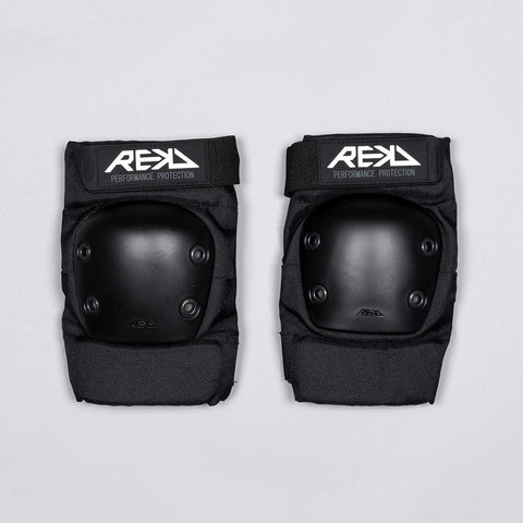 REKD Ramp Elbow Pads Black
