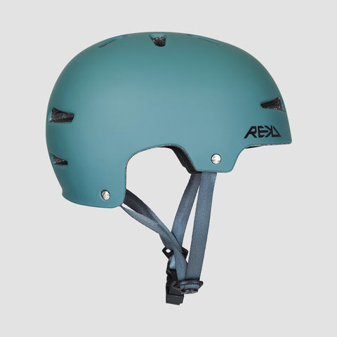 REKD Ultralite In-Mold Helmet Green