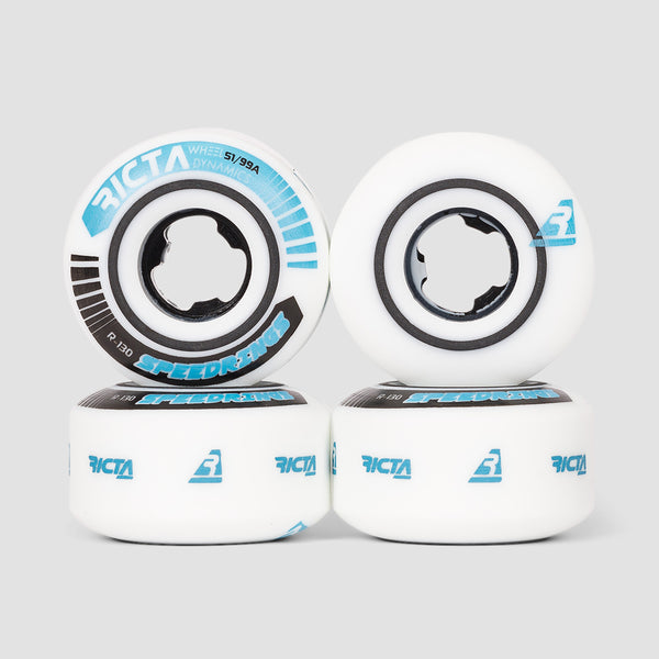Ricta Speedrings Slim 99a Wheels 51mm