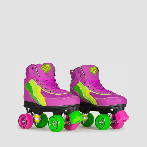 Rio Roller Classic Quads Grape Purple Multi - Kids - Skates