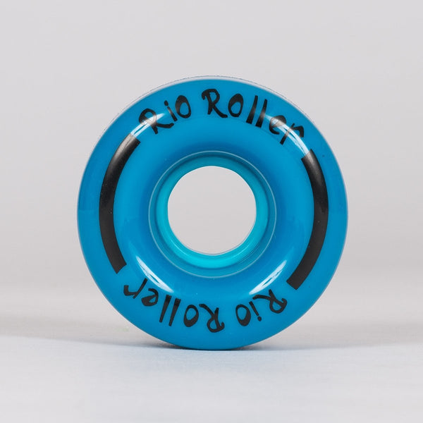 Rio Roller Coaster Wheels x4 Blue 62mm - Skates