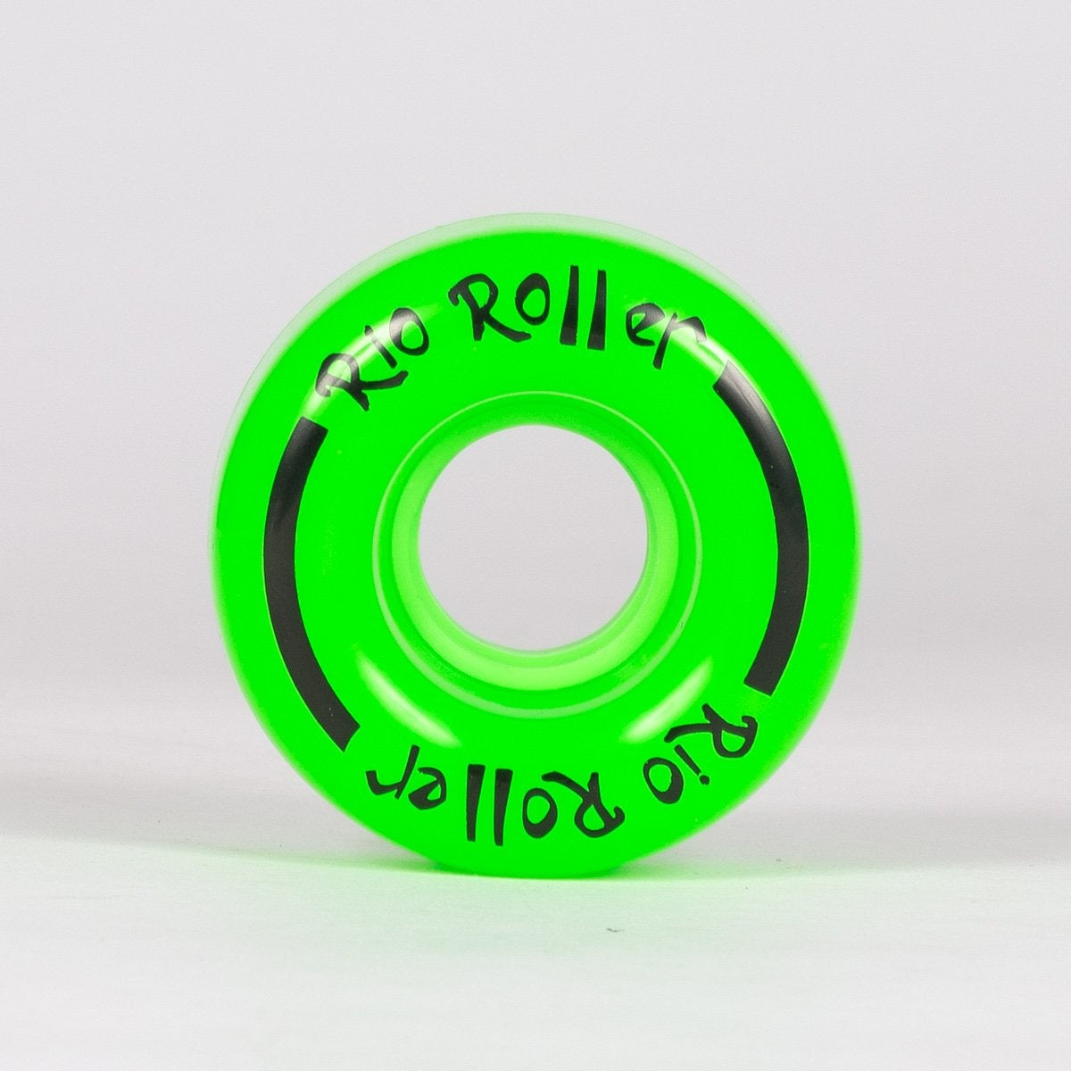 Rio Roller Coaster Wheels x4 Green 58mm - Skates