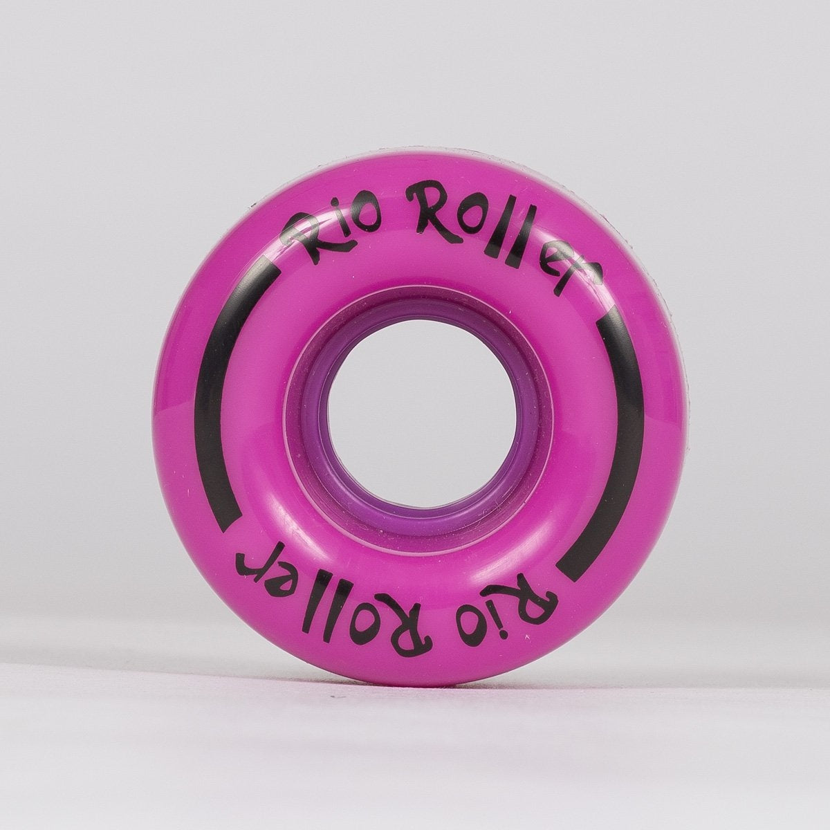 Rio Roller Coaster Wheels x4 Purple 58mm - Skates