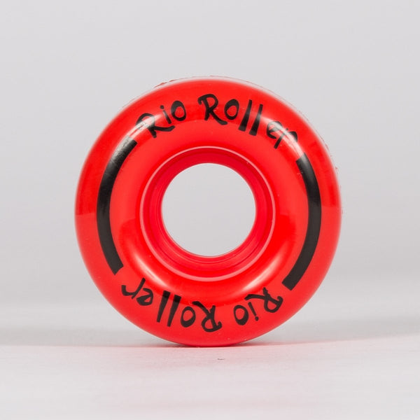 Rio Roller Coaster Wheels x4 Red 58mm - Skates