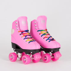 Rio Roller Figure Lights Quads Pink - Kids - Skates