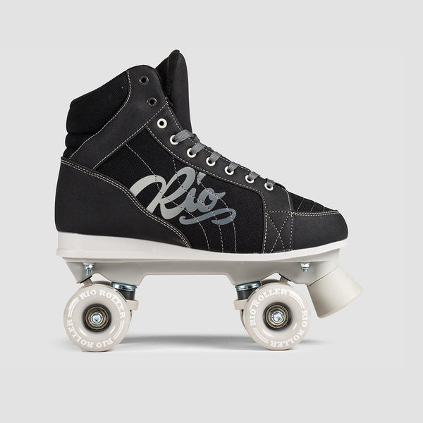 Rio Roller Lumina Quads Black/Grey - Unisex L