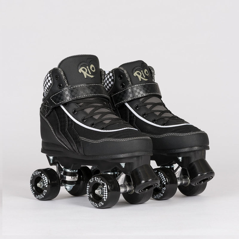 Rio Roller Mayhem Quads Black - Kids - Skates