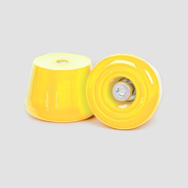 Rio Roller Toe Stoppers x2 Yellow - Skates