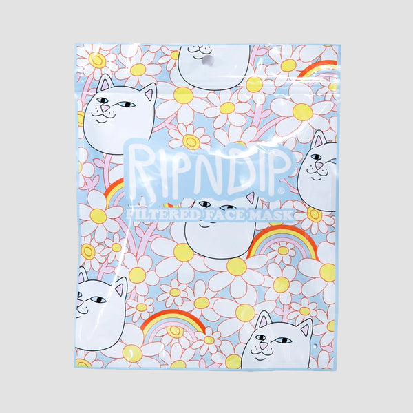 Ripndip Daisy Daze Ventilated Mask Multi