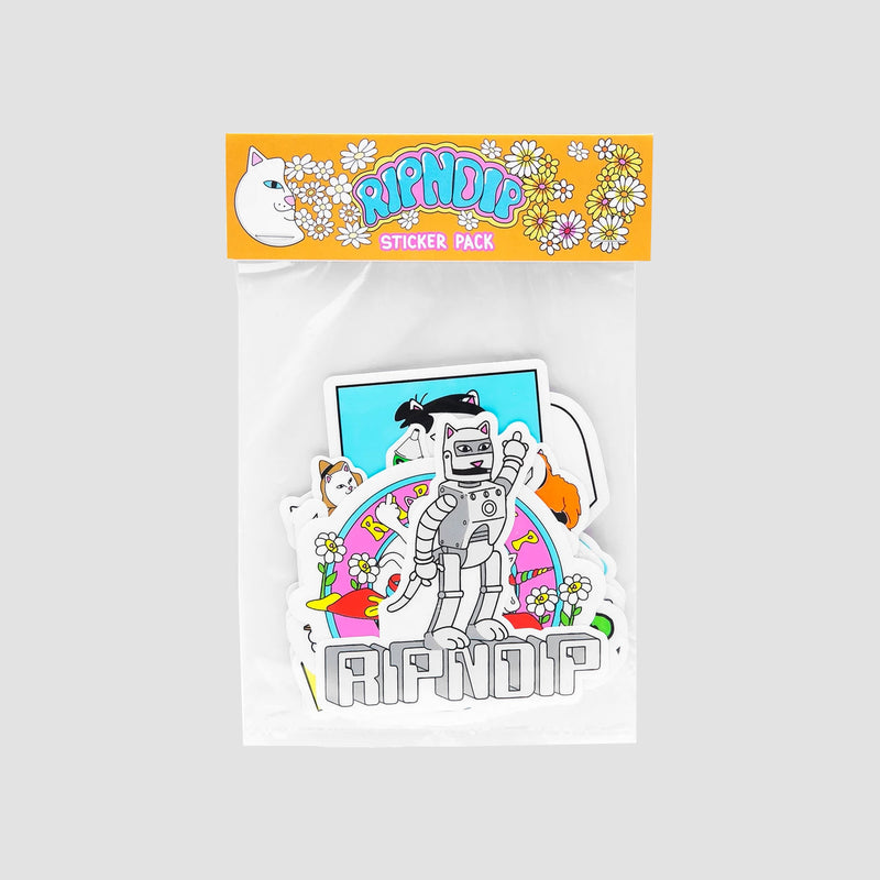 Ripndip Fall 2020 Sticker Pack Multi