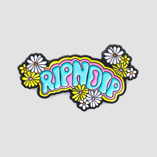 Ripndip Hippy Dippy Pin Multi