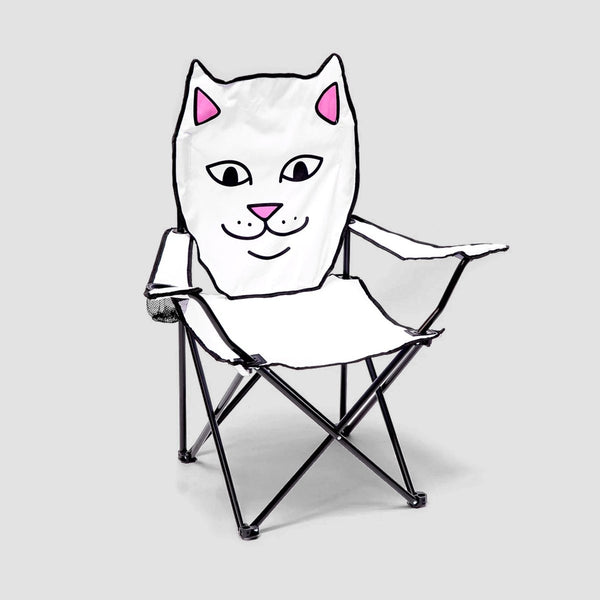 Ripndip Lord Nermal Beach Chair White - Accessories