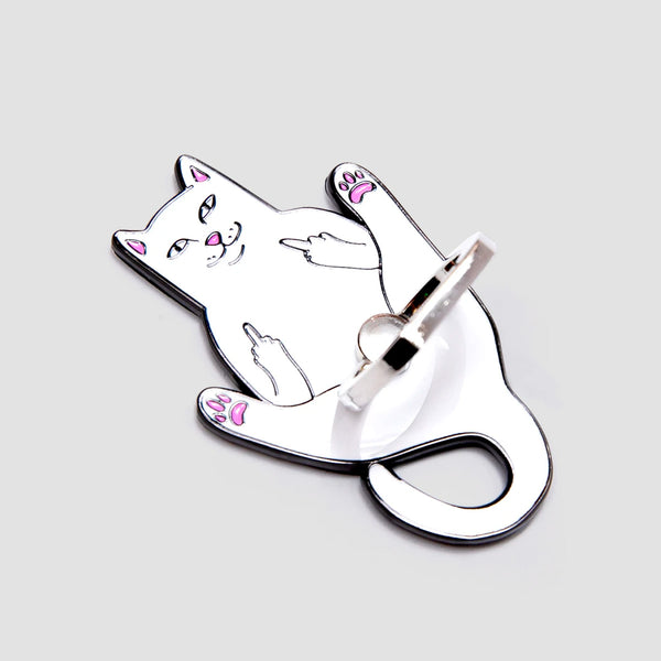 Ripndip Lord Nermal Phone D-Ring White