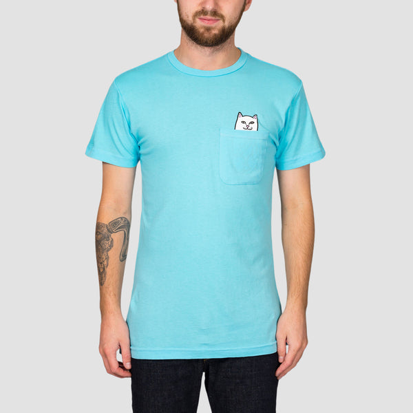 Ripndip Lord Nermal Pocket Tee Baby Blue
