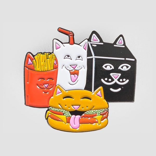 Ripndip McNerm Pin - Accessories