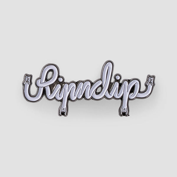 Ripndip Nerm Script Pin - Accessories