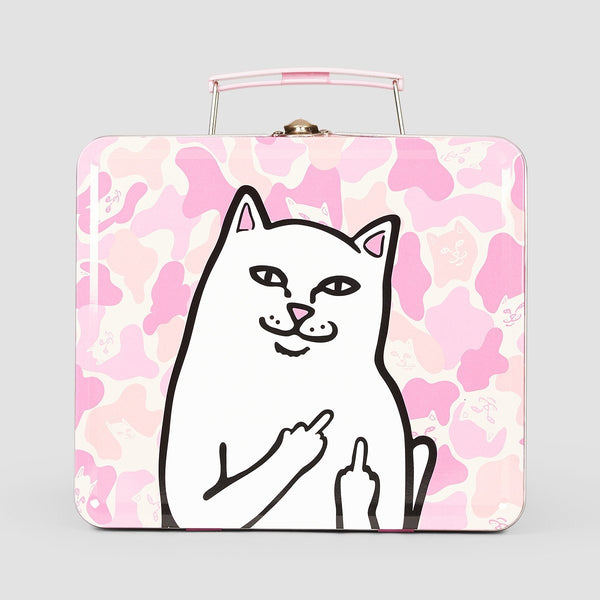Ripndip Nermal Camo Lunch Box Pink Camo - Accessories