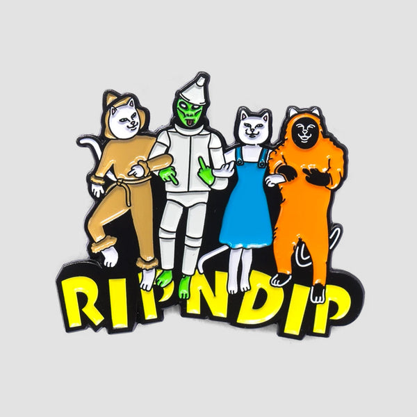 Ripndip No Place Like Home Pin Multi