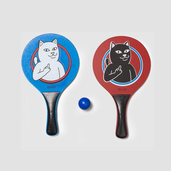 Ripndip Paddle Up Paddle Ball Set Blue/Red - Accessories