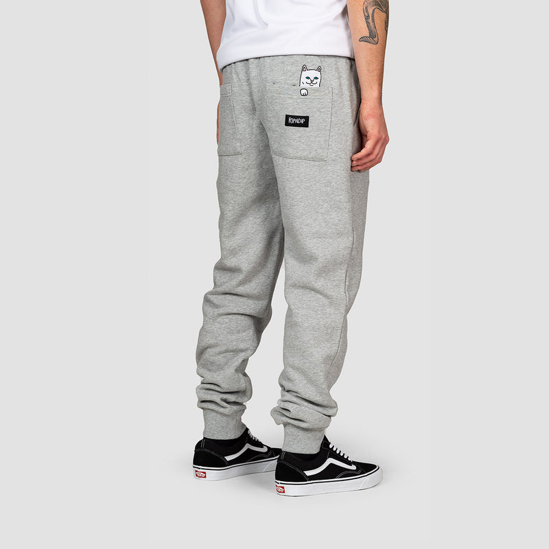 Ripndip Peeking Nermal Sweat Pants Heather Grey