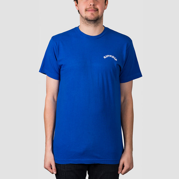 Ripndip Praise Tee Royal Blue