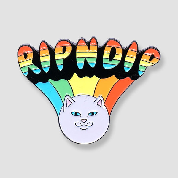 Ripndip Shroom Head Pin