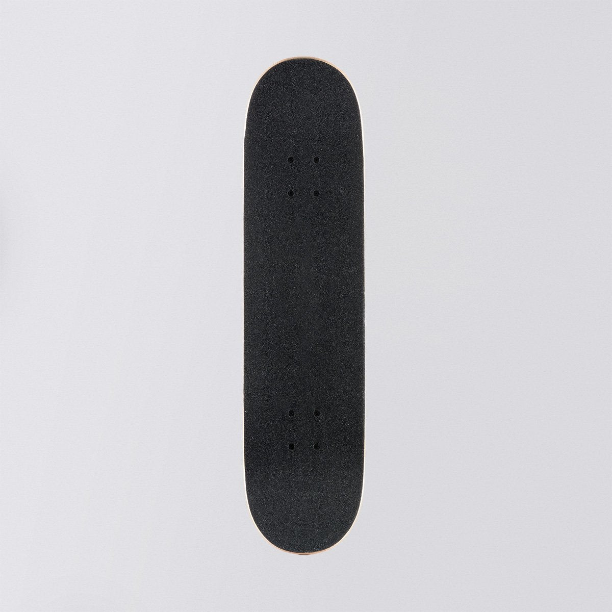 Rollersnakes Wordmark Pre-Built Complete Black Paint - 7.75 - Skateboard