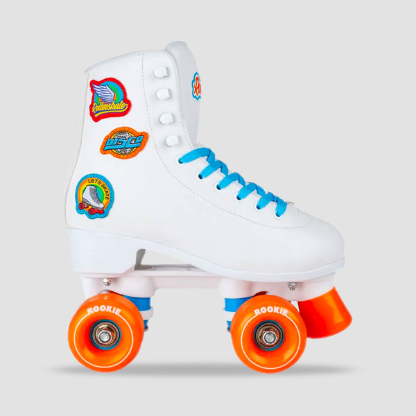 Rookie Fever Quad Skates White - Unisex S