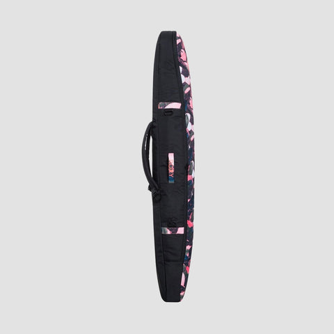 Roxy 102L Board Sleeve Snowboard Bag Living Coral Plumes - Womens - Snowboard