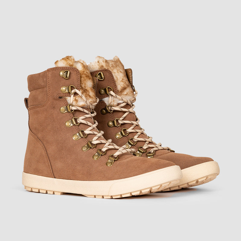 Roxy Anderson II Boots Brown - Womens