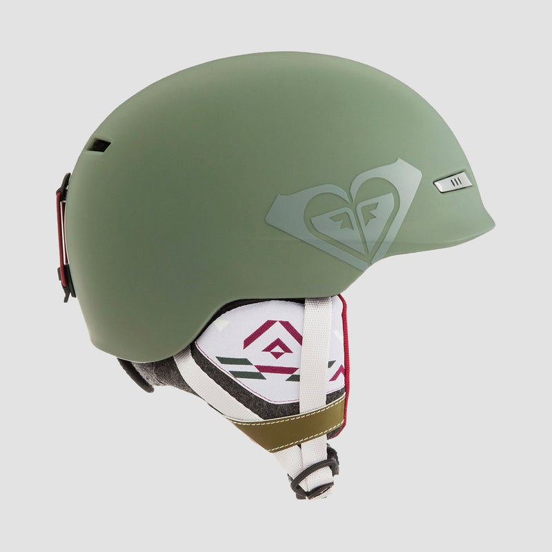Roxy Angie Snow Helmet Four Leaf Clover - Womens