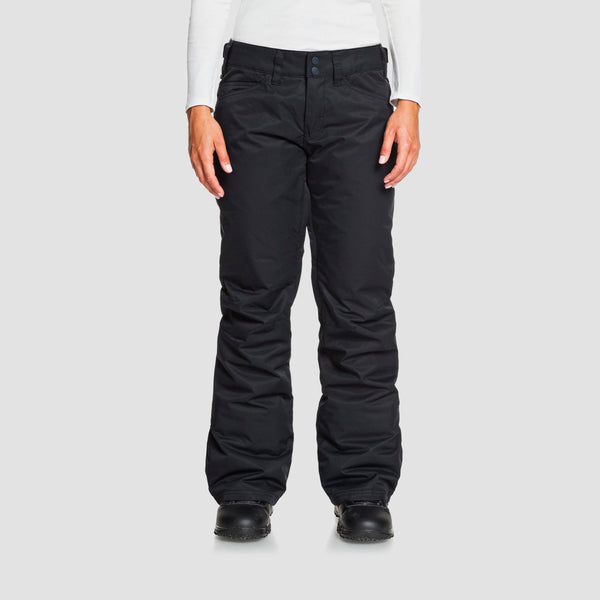 Roxy Backyard Snow Pants True Black - Womens