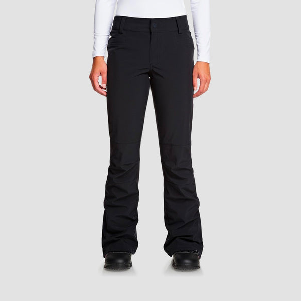 Roxy Creek Snow Pants True Black - Womens