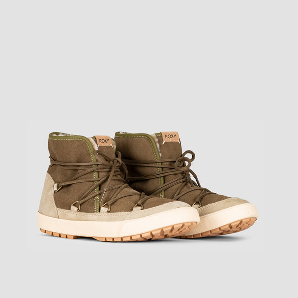 Roxy Darwin II Boots Military - Womens