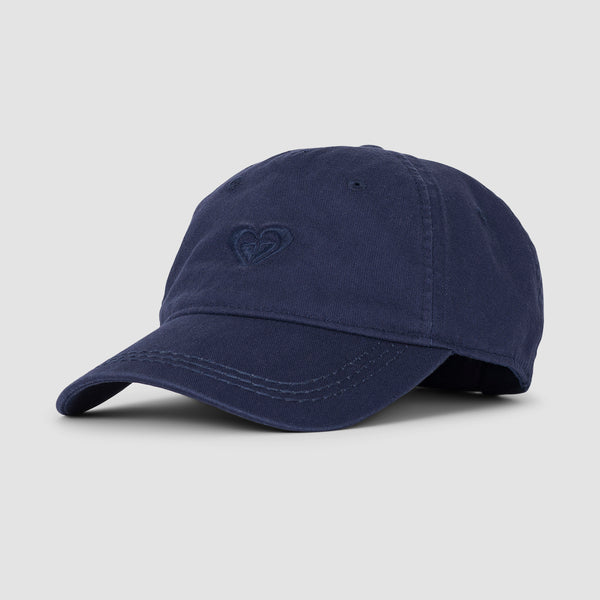 Roxy Dear Believer Girls Cap Mood Indigo - Kids