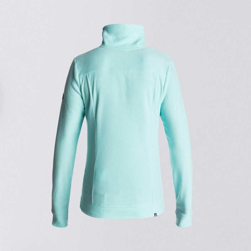 Roxy Drifted Mid Layer Fleece Aruba Blue - Womens - Snowboard