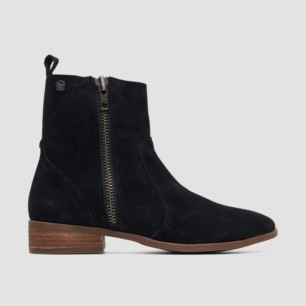 Roxy Eloise Boots Black - Womens