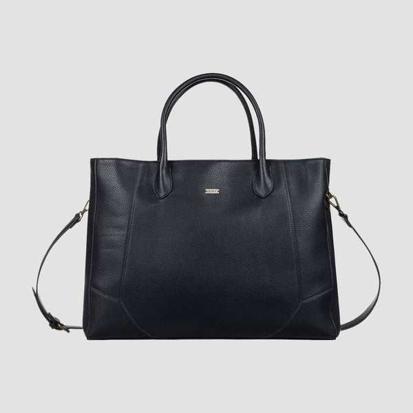 Roxy Good Old Day Handbag Anthracite - Womens
