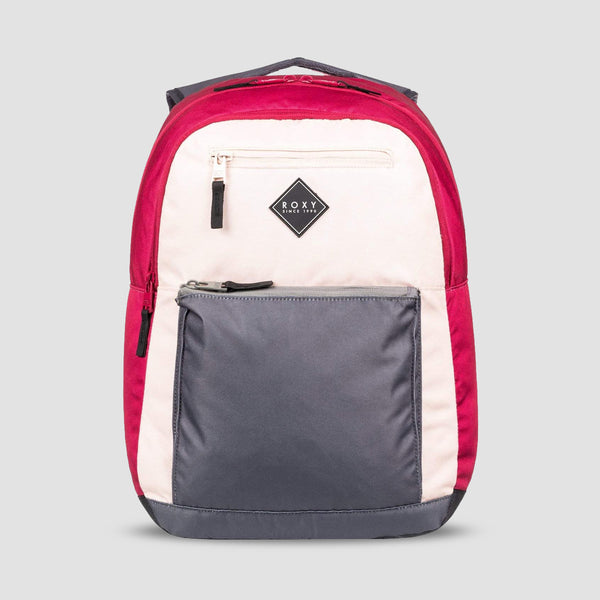 Roxy Here You Are 23.5L Backpack Cerise - Womens