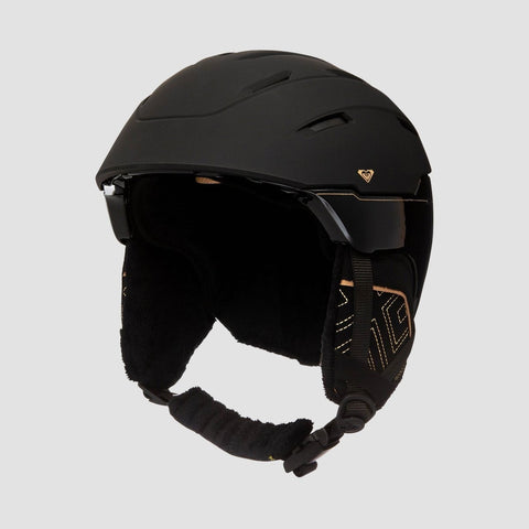 Roxy Ivory SRT Snow Helmet Black - Womens