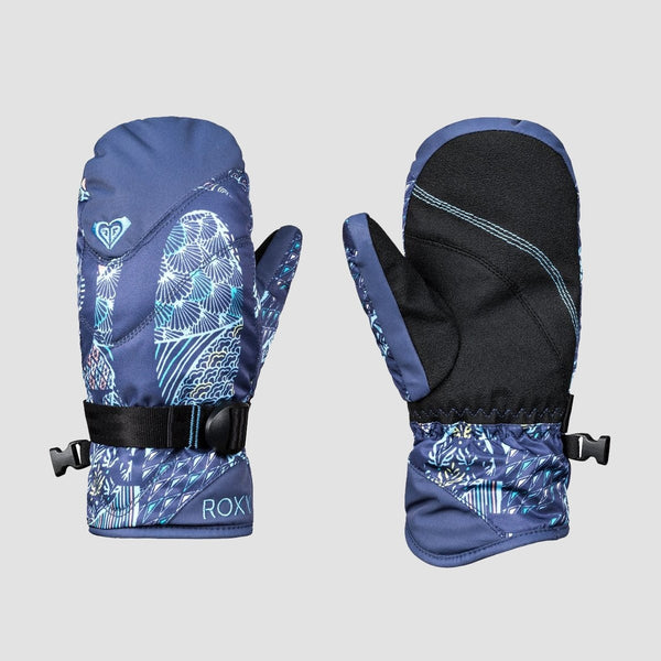 Roxy Jetty Snow Mittens Freespace Girl - Womens - Snowboard