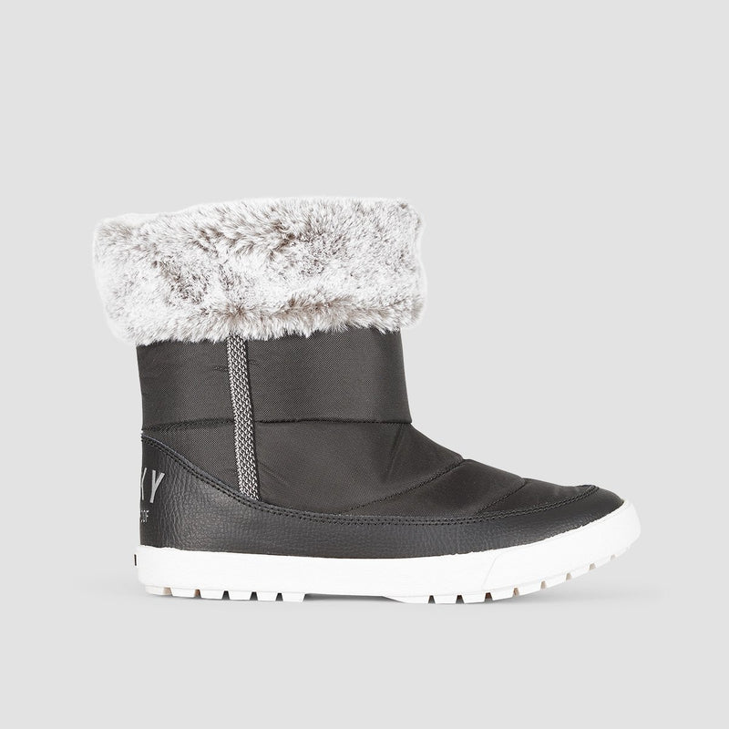 Roxy Juneau Boot Black - Womens - Footwear