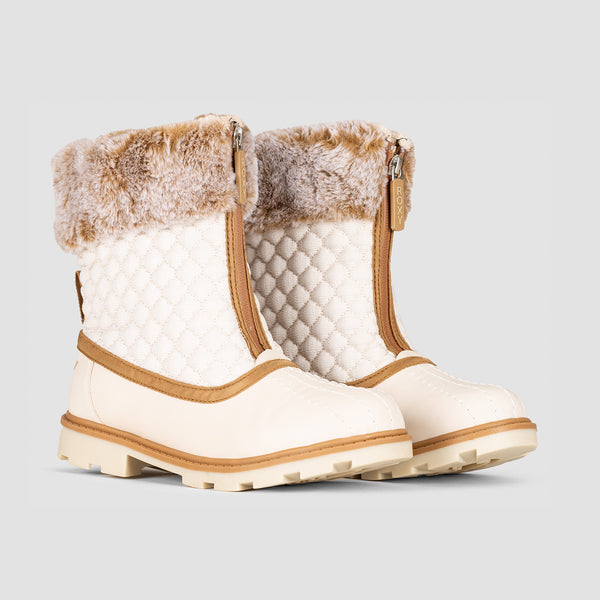 Roxy Kimi Boots Taupe - Womens
