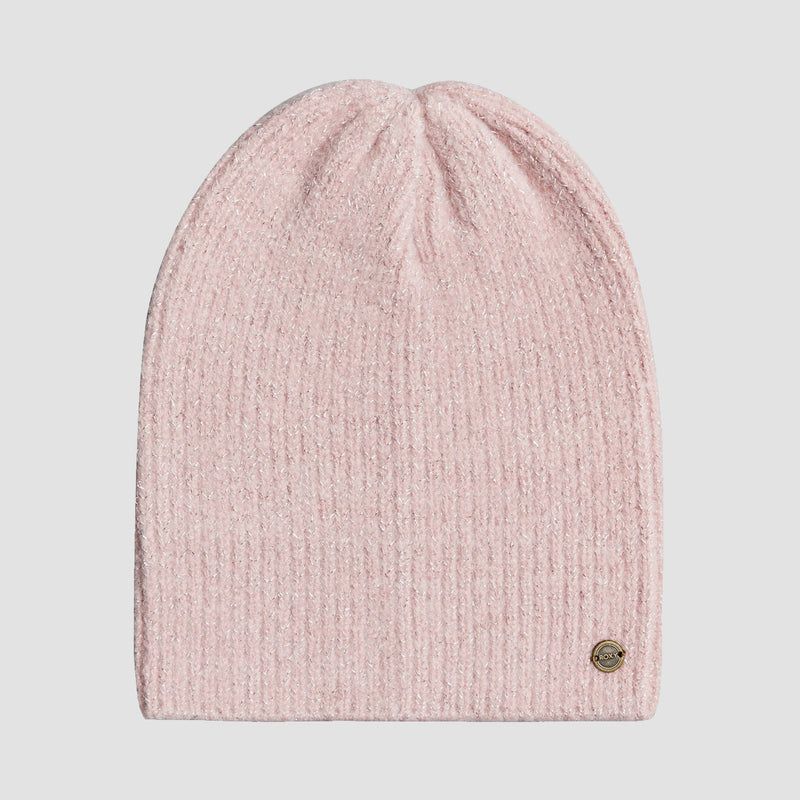 Roxy Kind Of Day Beanie Coral Blush - Womens