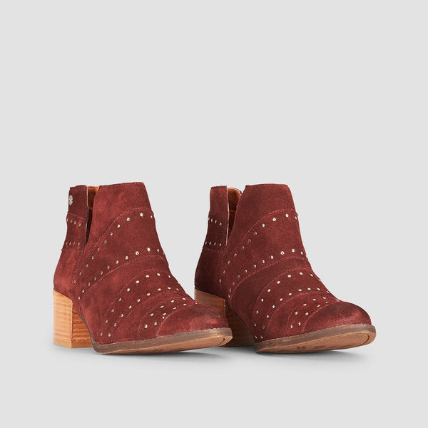 Roxy Lexie Ankle Boot Spice - Womens - Footwear