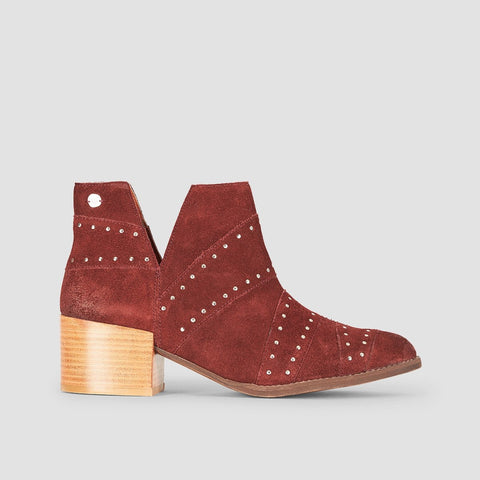 Roxy Lexie Ankle Boot Spice - Womens