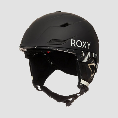 Roxy Loden Snow Helmet Hawaiian Palm Leaf - Womens
