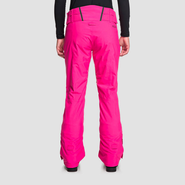 Roxy Montana Snow Pants Beetroot Pink - Womens