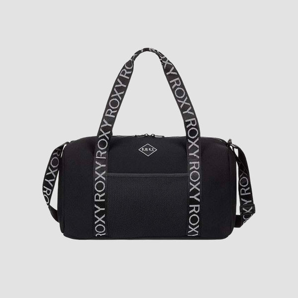 Roxy Moonfire 19L Duffle Bag Anthracite - Womens - Accessories